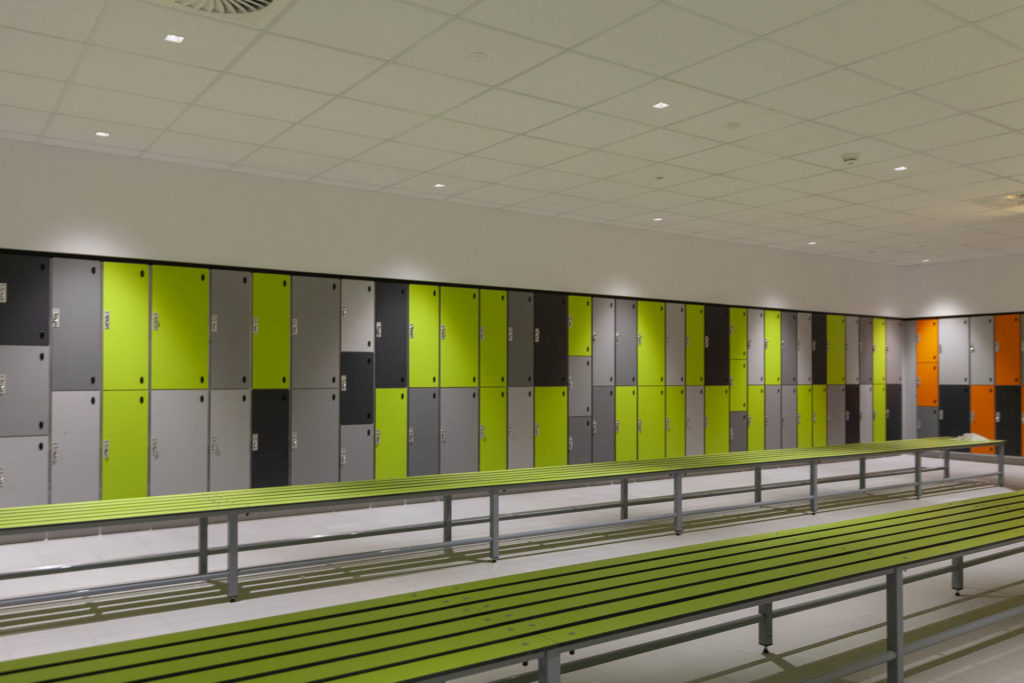 Choosing lockers for your project